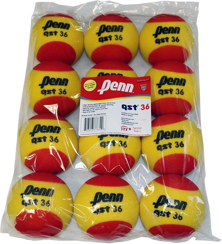 best toddler tennis balls