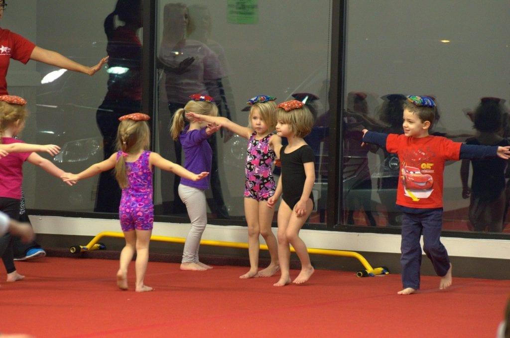 Gymnastics Safe For Toddlers