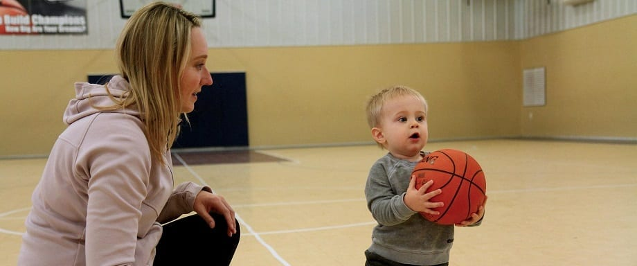 Toddler Basketballs