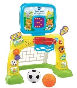 VTech Smart Shots Sports Center Review