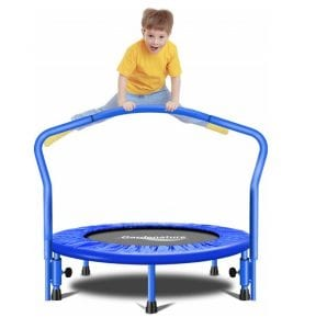Gardenature Trampoline Portable Trampoline for Kids review