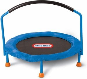 little Tikes Trampoline review