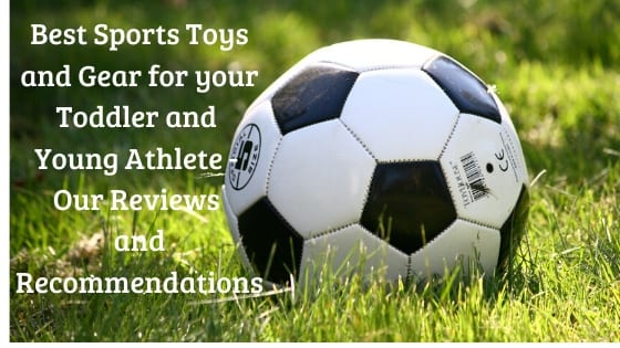 great gear for toddler sports