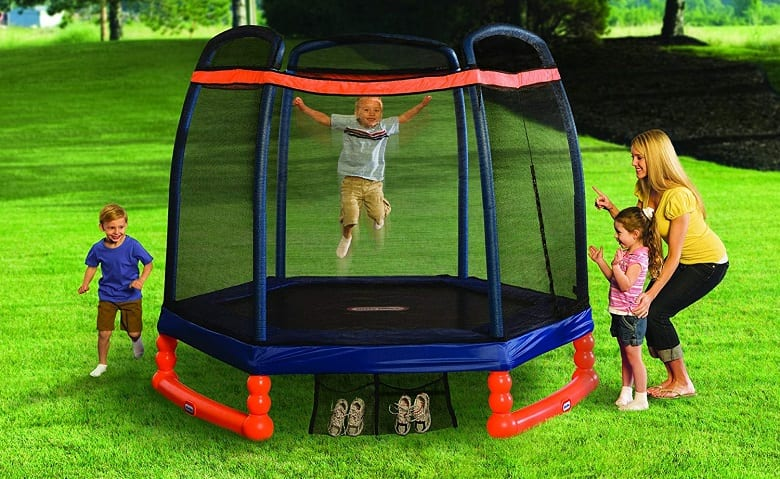 things to consider when buying a trampoline