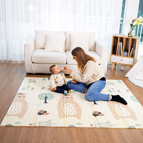 UANLUAO Baby Play mat