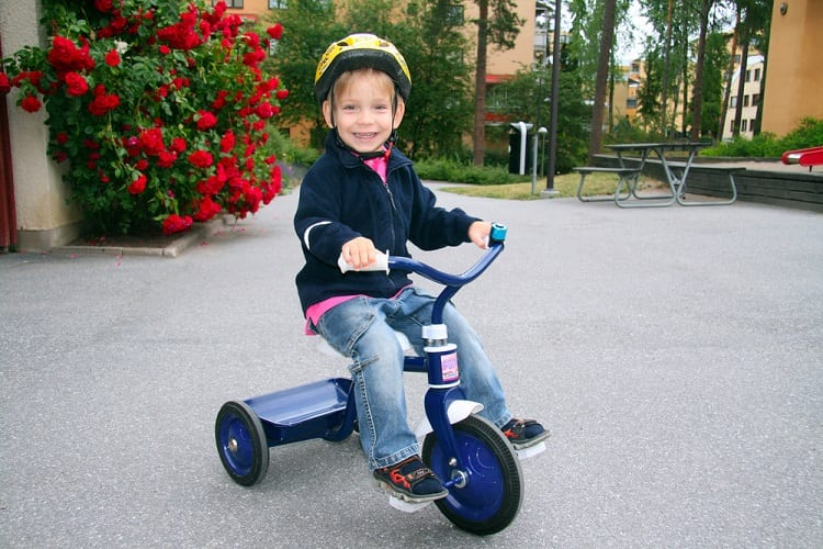 Why Are Tricycles Better Than Bicycles For A Toddler?