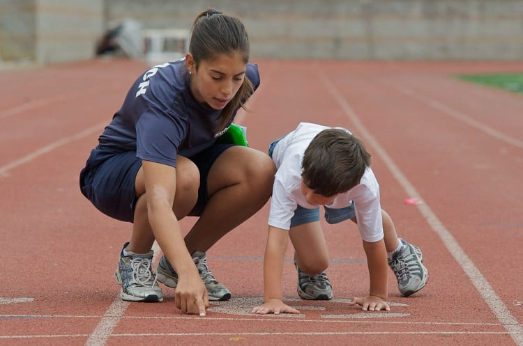 How To Teach Your Kids Track And Field