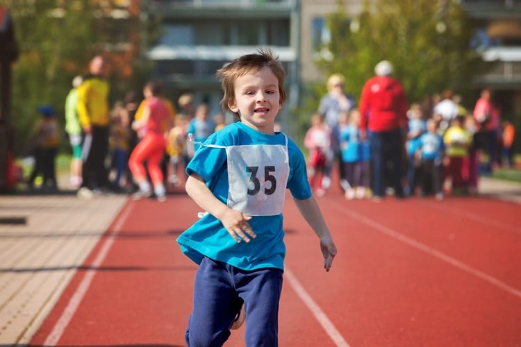 What Age Can Kids Start Track?