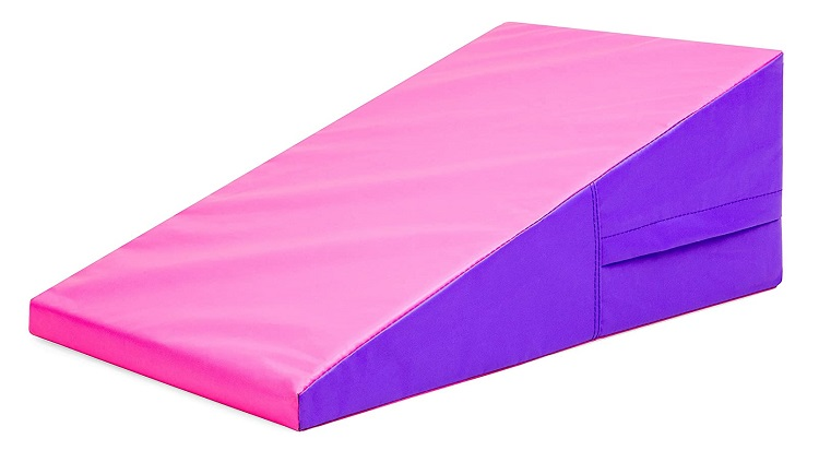 Foam Gym Cheese Wedge Mat Incline for Tumbling and Gymnastics Review
